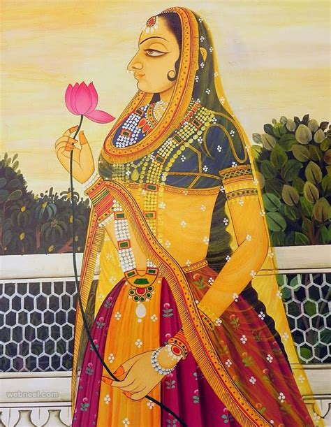 indian painting photo 25 beautiful rajasthani paintings style of traditional