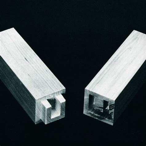 interlocking woodworkers joint 17 best ideas about japanese joinery on wood