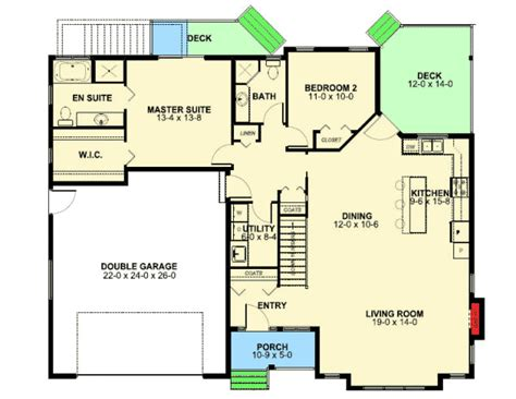 finished basement house plans craftsman ranch home plan with finished basement 6791mg 1st floor master suite butler walk