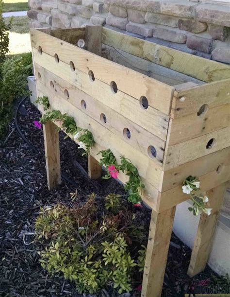 build your own planter box build your own planter box with beautiful cascading