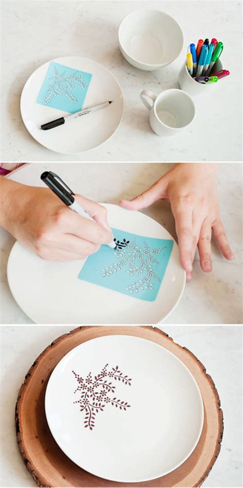 diy craft projects for 33 cool sharpie crafts and diy project ideas