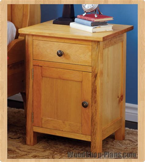 free nightstand woodworking plans pdf nightstand plans free plans free