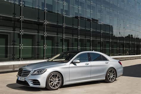 S Class Mercedes by 2018 Mercedes S Class Look Review Motor Trend