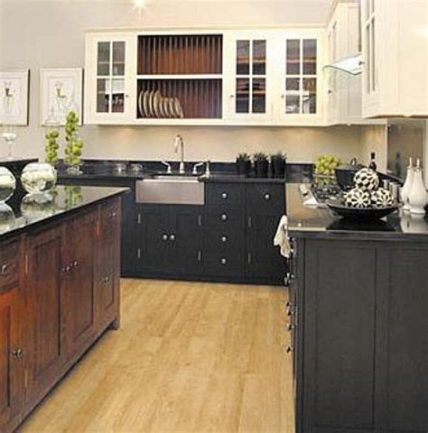 pictures of kitchens with white cabinets and black appliances attic mag 187 archive 187 black white and wood kitchen