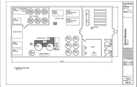 nano brewery floor plan small restaurant ideas studio design gallery best