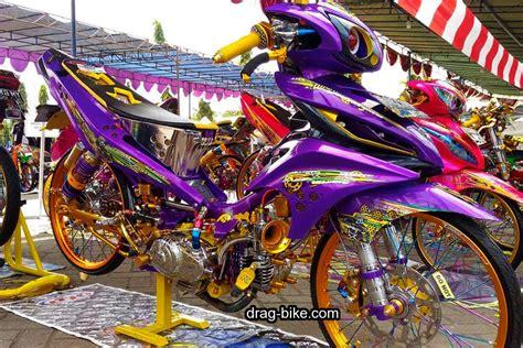 Modifikasi Motor Racing by 40 Foto Gambar Modifikasi Jupiter Z Kontes Racing Look