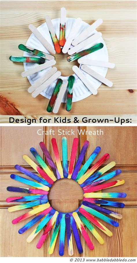 popsicle stick crafts for 26 best images about wood sticks crafts on