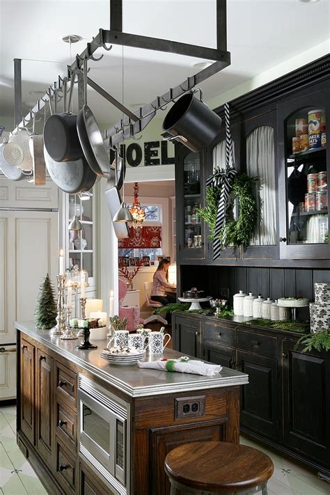ideas to decorate kitchen decorating ideas that add festive charm to your kitchen