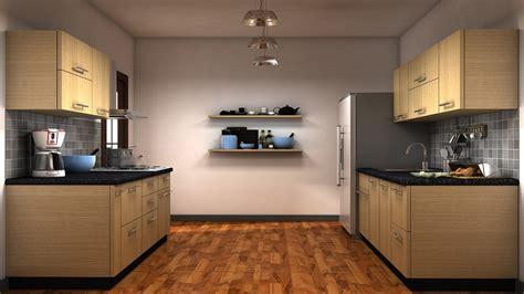 parallel kitchen design parallel shaped modular kitchen designs