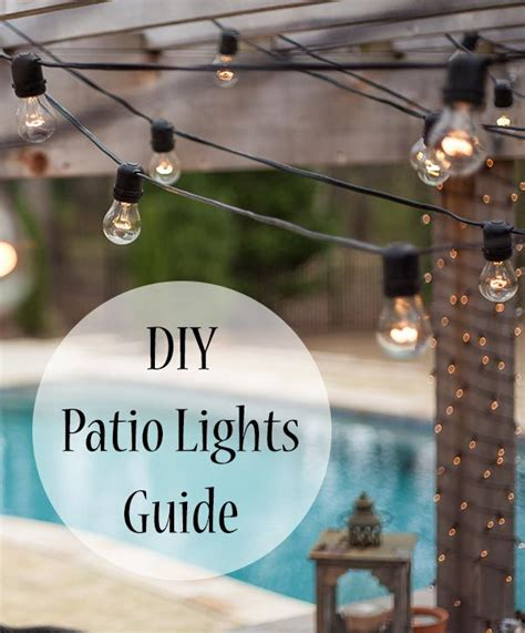 ways to hang lights outside best way to hang lights outside 28 images how to hang