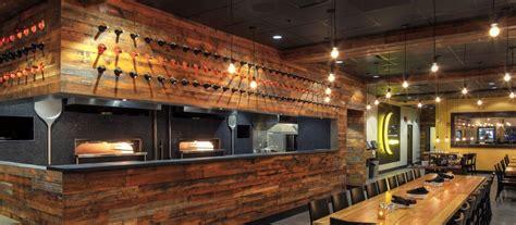 woodwork restaurant milled barnwood paneling interior wall paneling