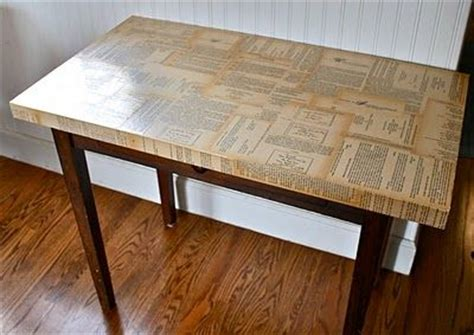 decoupage dining room table decoupaged table top i personally appreciate that the