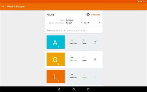 scrabble point calculator word unscramble android apps on play