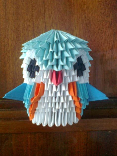 3d origami bird origami bird album lutzu 3d origami