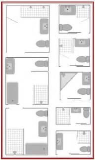 bathroom layout designs best 20 small bathroom layout ideas on tiny