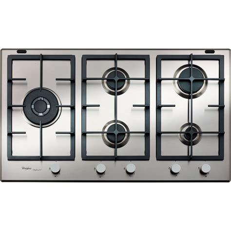 electromenager whirlpool le sens de la diff 233 rence table de cuisson au gaz ix 233 lium 90 cm