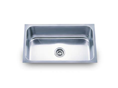 single sink kitchen undermount big single bowl kitchen sink ks319 30x18 kpaxinc
