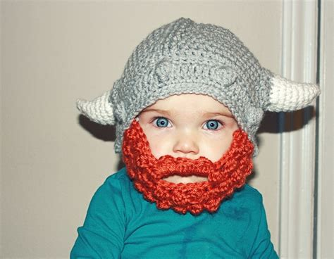 knitted baby beard beard beanies beanie ville