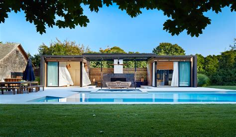 modern house with pool luxurious indoor and outdoor oasis pool house by icrave