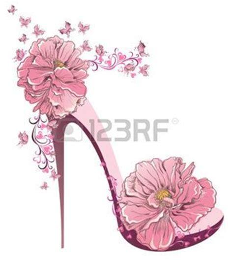 decoupage shoebox 17 meilleures id 233 es 224 propos de dessin chaussure sur
