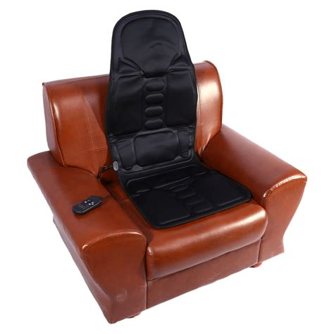 Heat Chair by Heat Back Chair Car Home Seat Cushion Massager
