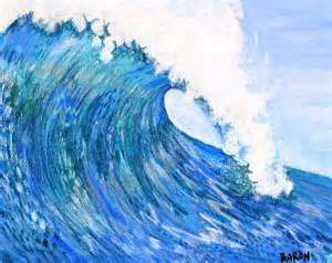 acrylic painting waves 25 best ideas about wave paintings on wave