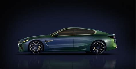 M8 Gran Coupe by Bmw M8 Gran Coupe Concept Vehicle Bmw America
