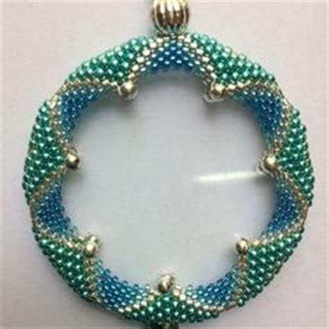 beading techniques twist cellini spiral blue joanne morash glass