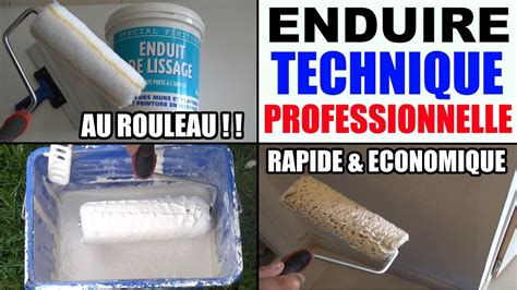 enduire un mur int 233 rieur technique professionnelle
