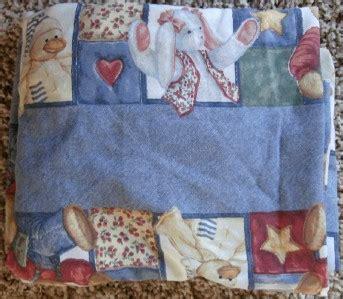 blue jean teddy crib bedding set blue jean teddy crib bedding quilt bumper boy lot 4 euc