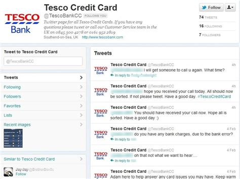 tesco credit card make a payment 404 not found