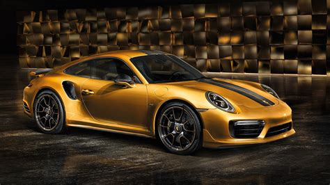 Porsche Turbo S by 2018 Porsche 911 Turbo S Exclusive Series Price Design