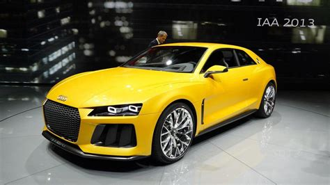 Audi New Car by Audi Sport Quattro Confirmed Dead New Rs Models Coming
