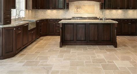 tiles for kitchen floor kitchen floor tile designs for a warm kitchen to