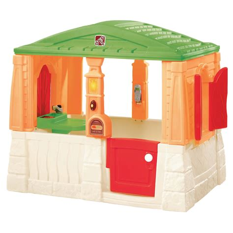 step2 naturally playful neat and tidy cottage step2 neat and tidy cottage 171 outdoor playsets