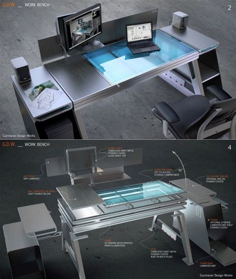 Modern Computer Desk And Bookcase Designs Ideas For Your Home Tags Best Modern