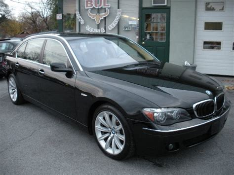 Bmw Extended Warranty Options by 2007 Bmw 7 Series 750li Bmw Cpo Certified Extended 100k