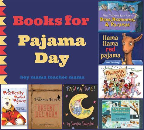 picture day book book pajama day books boy