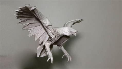 origami eagle 1000 ideen zu origami eagle auf origami