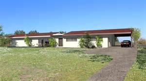 maison d architecte contemporaine plain pied maison moderne