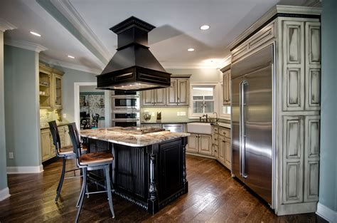 kitchen island range hoods ceiling endearing kitchen installation with black stained wooden island range stove vent