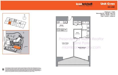icon condo floor plan icon brickell floor plans icon brickell condos for sale