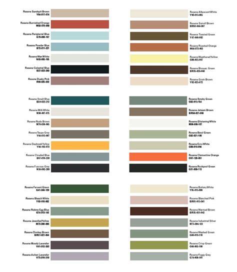 modern paint colors best 25 modern color palette ideas on