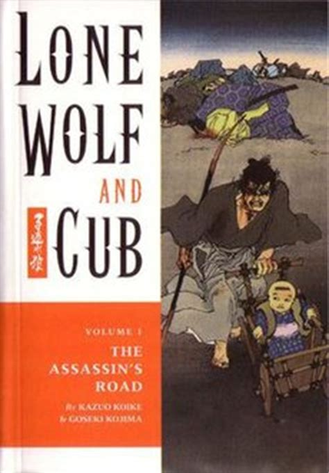 lone wolf and cub lone wolf and cub