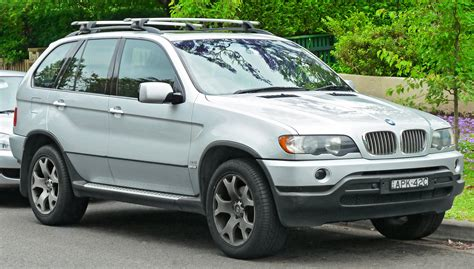 Bmw X5 2000 by 2000 Bmw X5 E53 Pictures Information And Specs Auto