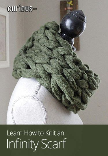 how to cast when knitting a scarf 147 best images about crochet infinity scarf on