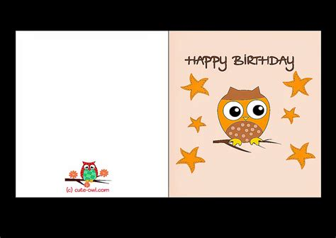 birthday card free printable print out birthday cards free coloring sheet