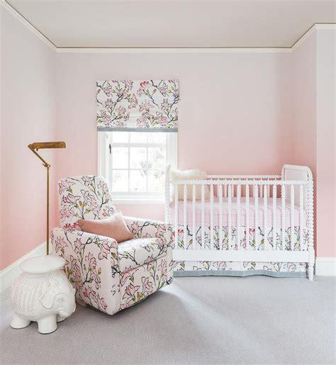 pink and grey nursery decor pink and gray nursery design ideas