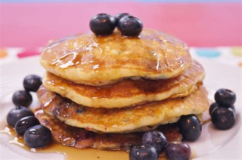 recipe blueberry pancakes blueberry pancakes from scratch mom s best recipe