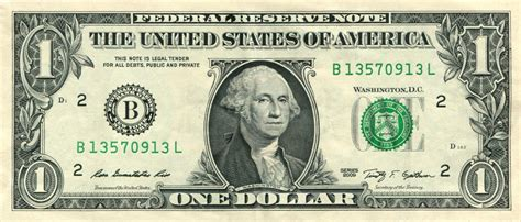 dollar bill 1 dollar bill images